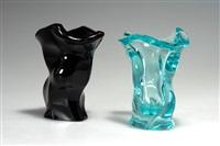 kleine vase by marianne rath