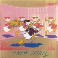 new spirit (from ads) by andy warhol
