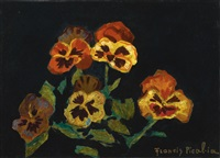 fleurs by francis picabia