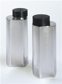 two cocktail shakers by folke arstrom