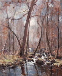 early spring by henry hammond ahl