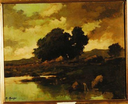 paesaggio by nino firpo