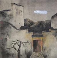山舍观景 by lin rongsheng