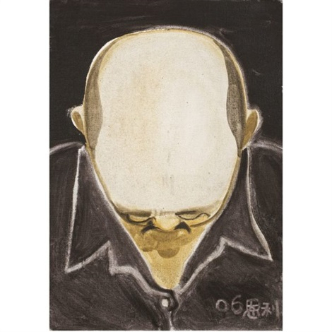 head by zhang enli