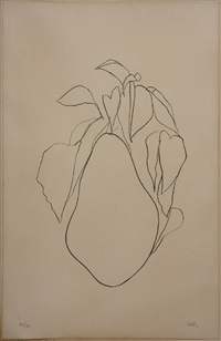 pear i by ellsworth kelly
