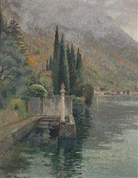la villa sul lago by alfonso corradi