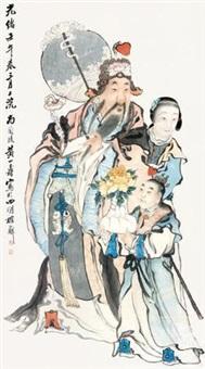 天官赐福 by huang shanshou