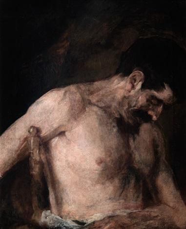 torso masculino by eduardo rosales martínez