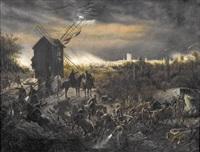 la prise d'orléans en 1870 by georg arnould