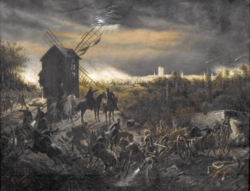 la prise dorléans en 1870 by georg arnould