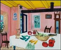 interior by simone mary bouchard
