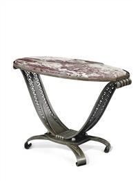 side table by louis katona