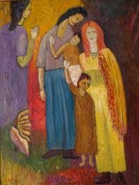 women in the shelter by joel iglinsky