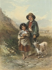 the pets by henry parsons riviere