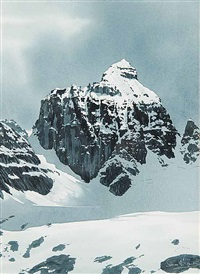 untitled (high pass in winter) by simon camping