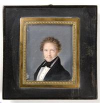 retrato de caballero by diego monroy y aguilera