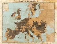 carte de europe by regina giménez