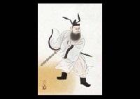 zhong kui by meiji hashimoto