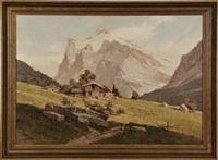 landscape by ernst carl walter retzlaff