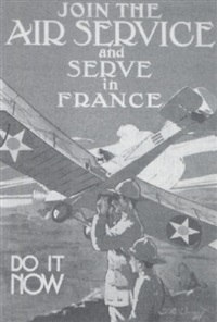 join the air service by j. paul verrees