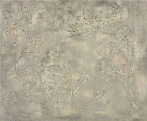 les captives by jules pascin