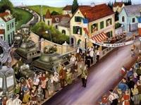 le tour de france by josef pachta