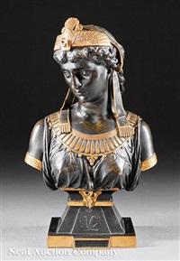 cleopatra, bichromatic by eutrope bouret