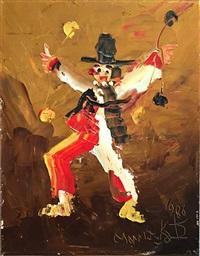 clown by morris katz