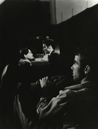 montgomery clift watching the heiress by j.r. eyerman