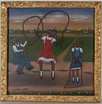 kids jumping rope by lorenzo scott