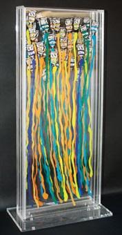 les tubes de peinture by arman