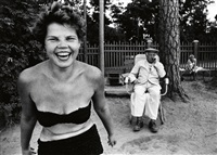 moscow bikini by william klein