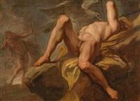 prometheus by giovanni lanfranco
