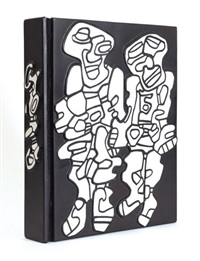 delits, deportements, lieux de haut jeu (text with illustrations) by jean dubuffet