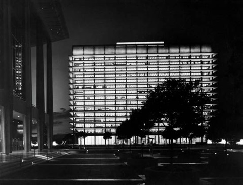 department of water power architectural studies pair by julius shulman