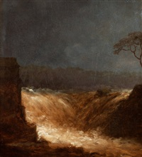 vattenfall by carl johan fahlcrantz