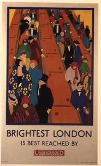 brightest london by horace weston taylor
