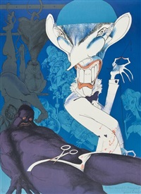 another successful transplant by gerald scarfe