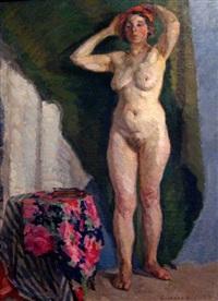 nude by boris anatolievich sholokhov