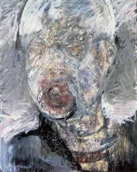 human head 5 by john brown