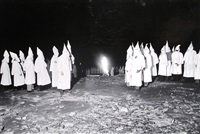 ku klux klan, may 27 (+ 2 others; 3 works) by edward clark