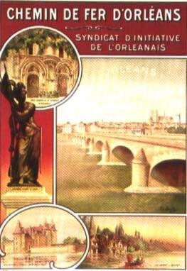 chemin de fer dorleans by ed stable