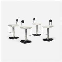 birillo stools (set of 4) by joe colombo