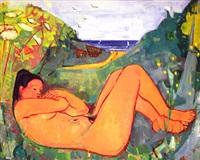nu endormi by maurice leonard