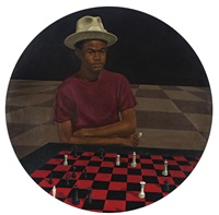 buck by barkley l. hendricks