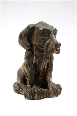 le chien assis by arthur craco