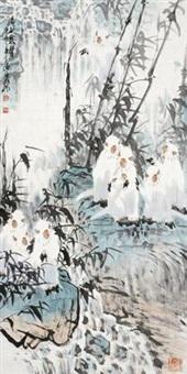 幽谷泉声 by xu peichen
