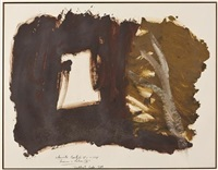 brown and ochre by christo coetzee