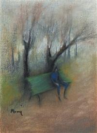 in the park by elvi maarni