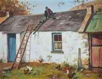mending the roof by donal mcnaughton